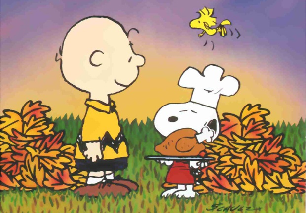 charliebrownthanksgiving